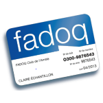 Rabais FADOQ